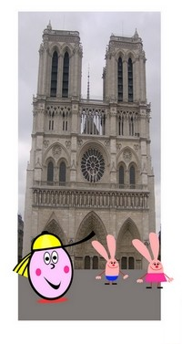 photo cathedrale notre dame de paris france